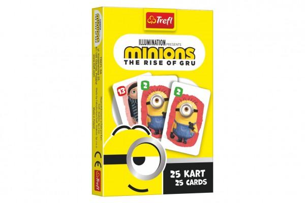 Černý Petr Mimoni společenská hra v papírové krabičce 6x9x1cm 20ks v boxu