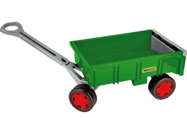 Vozík/Vlečka dětská plast 95cm Wader Farmer nosnost 60kg 12m+