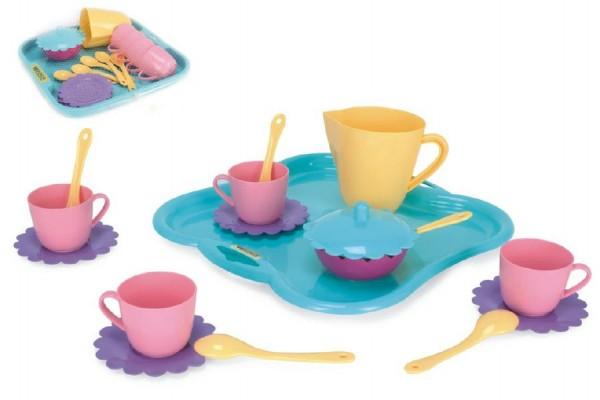 Párty Tác s nádobím 17 ks 22030