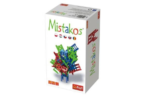 Mistakos společenská hra v krabici 26x14,5x10cm