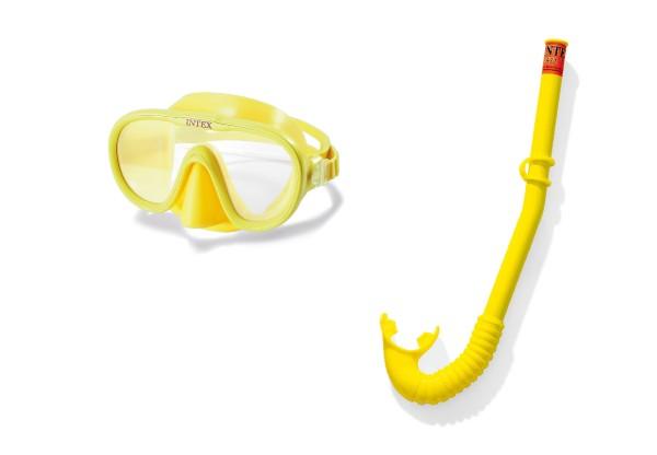 Potápěčská sada brýle + šnorchl 8+